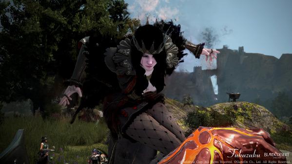 黒い砂漠 ハロウィン 黒き魔女イザベラ