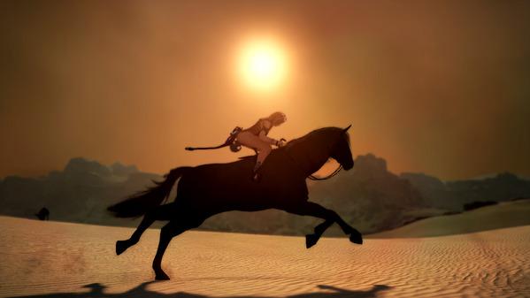 黒い砂漠 ラン バレンシア