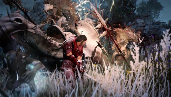 BlackDesertOnline Warrior フォガン