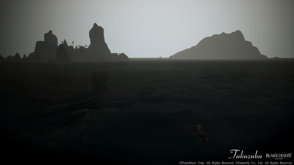 黒い砂漠 ロス海域