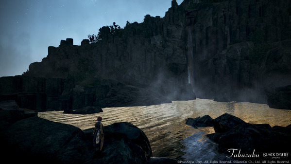 黒い砂漠 カラスの巣 池