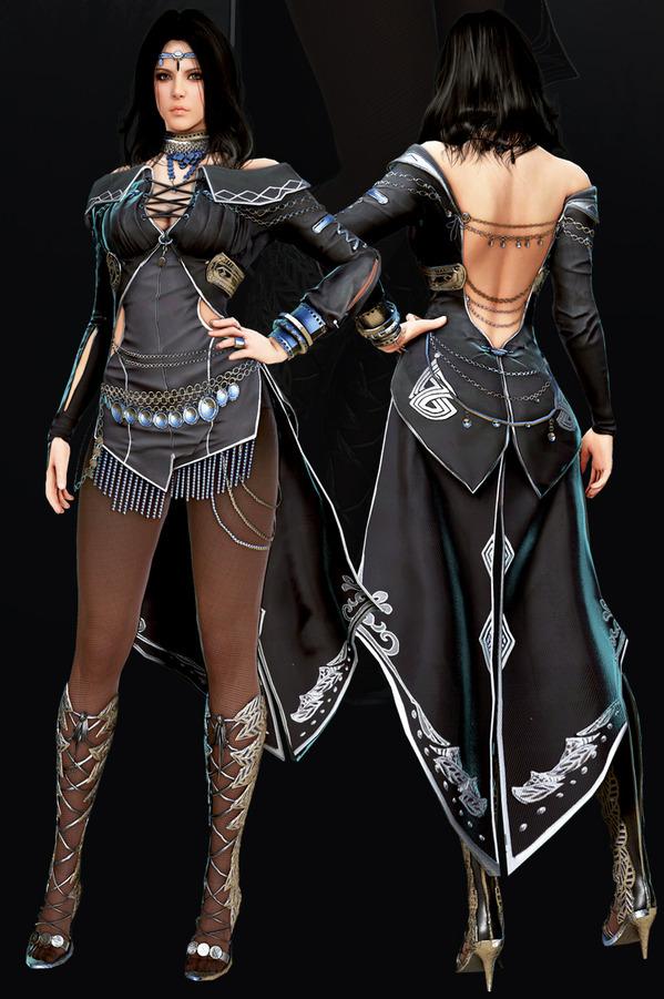 Sorceress DAHLA