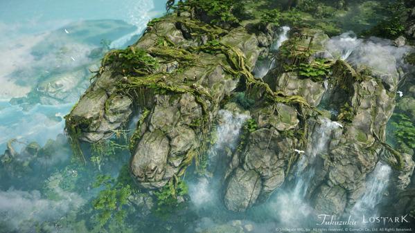 LostArk 島巨人の丘