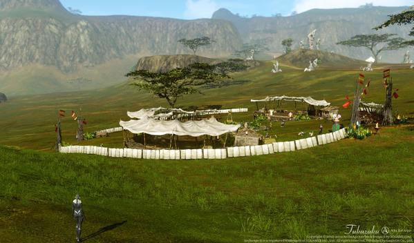 ArcheAge ふれあいペット王国 2021