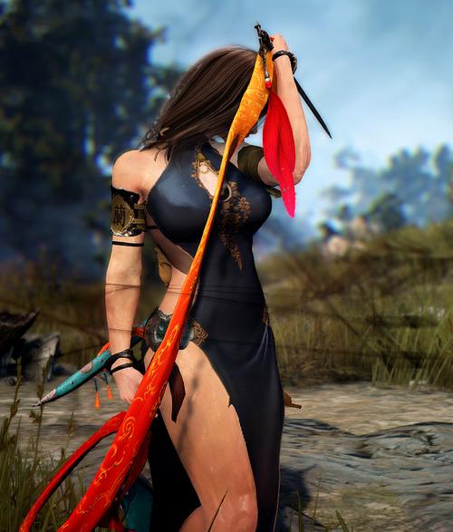 黒い砂漠 ラン ヘラクレスのオーラ鎧