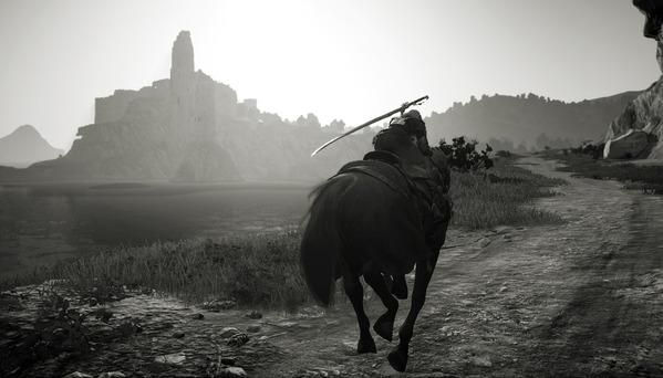 黒い砂漠 クロン城