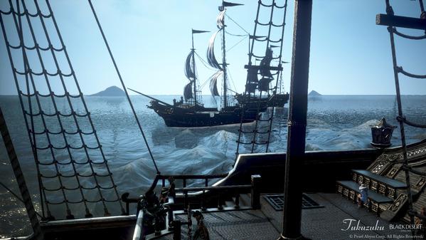 黒い砂漠 海賊エモツアー09