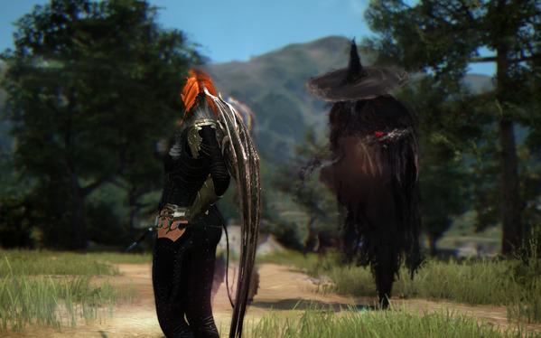 黒い砂漠 ハロウィン スプーク