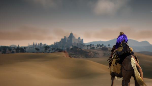 黒い砂漠 バレンシア ラクダ
