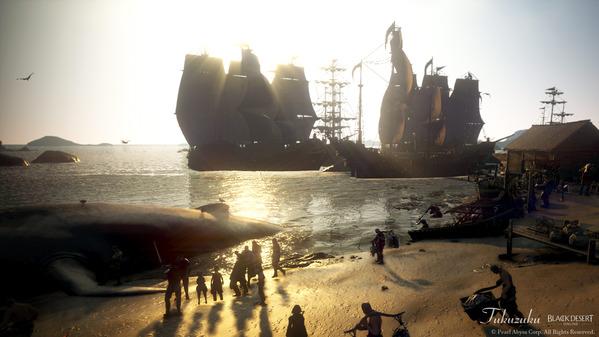 黒い砂漠 海賊エモツアー05