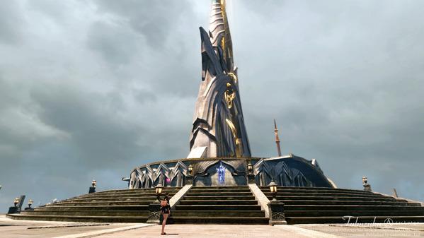 ArcheAge 海の燭台
