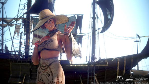 黒い砂漠 オーキルアの目 宝箱狩り重帆船ツアー23