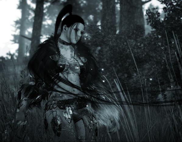 BlackDesert Sorceress ダークソーサリー