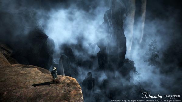 黒い砂漠 チェンガ神話に隠された冒険の書