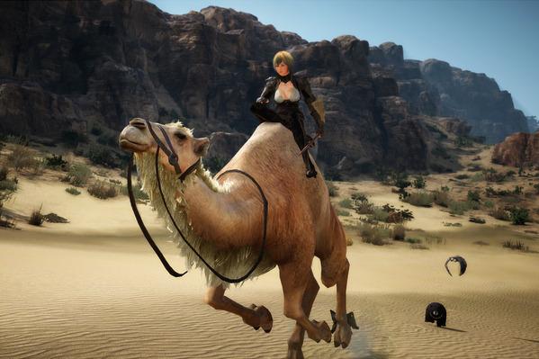 黒い砂漠 ヴァルキリー