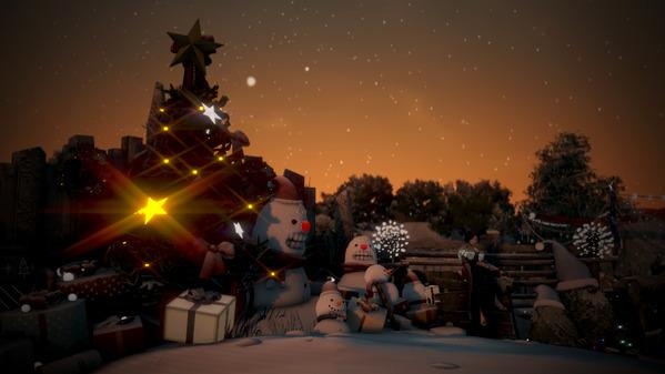 黒い砂漠 ウィッチ クリスマス装飾
