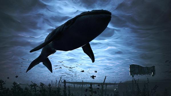 黒い砂漠 テルミアンウォーターパーク クジラ