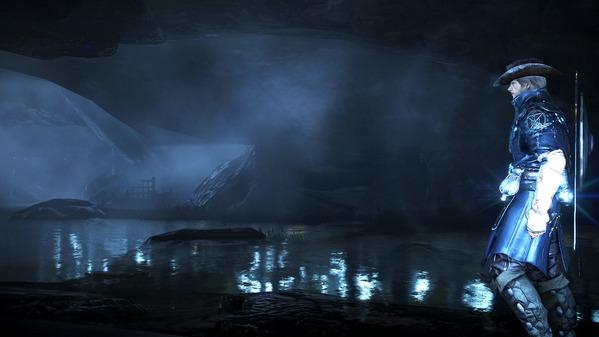 黒い砂漠 フォニエールの山荘 洞窟