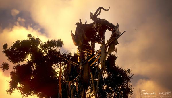 黒い砂漠 ノヴァ 伝承クエスト 死者の王・アクシアン