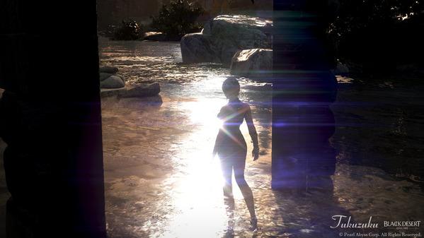 黒い砂漠 [イベント] NETFLIX 選ばれし少女 ニミュエ