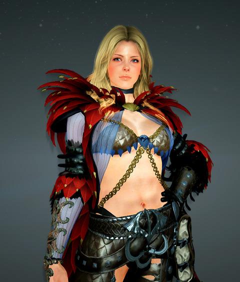 BlackDesertOnline Sorceress キースリヴ