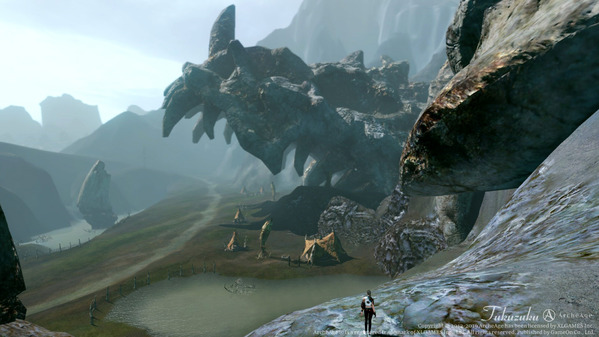 ArcheAge ドラゴンヘッド