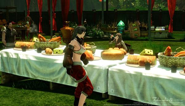 ArcheAge イシュバラの宮廷料理祭
