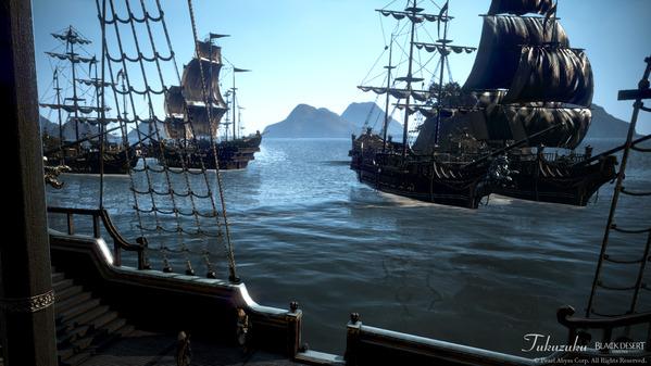黒い砂漠 海賊エモツアー08