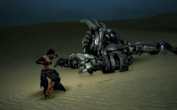 黒い砂漠 バレンシア大砂漠 ライテン
