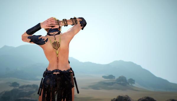 Black Desert Online Sorceress Lumik