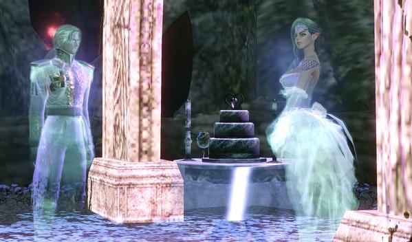 ArcheAge 幽霊たちの結婚式を手伝おう!永遠の誓いイベント