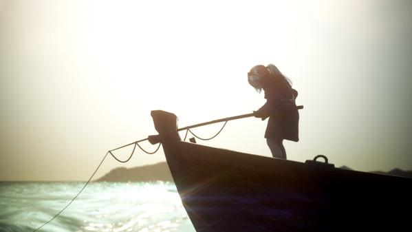 黒い砂漠 アレハザ村 漁船 釣り シャイ