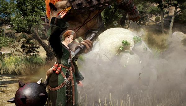 Black Desert Online Witch Grunil Armor