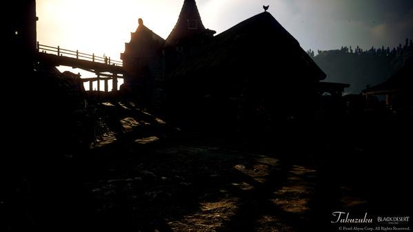黒い砂漠 グリッシー村