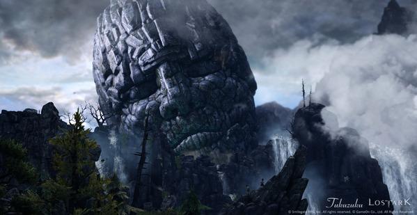 LostArk 沈黙する巨人の森