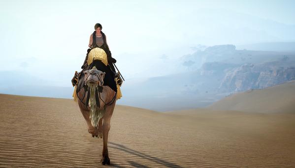 黒い砂漠 ソーサレス バレンシア ラクダ