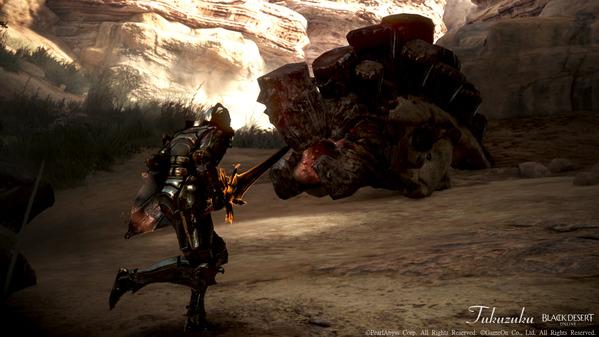 黒い砂漠 ウォーリア ワラゴンの巣
