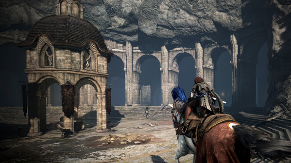 黒い砂漠 ラン セレンディア神殿