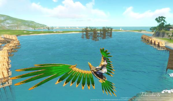 ArcheAge 蜃気楼の島
