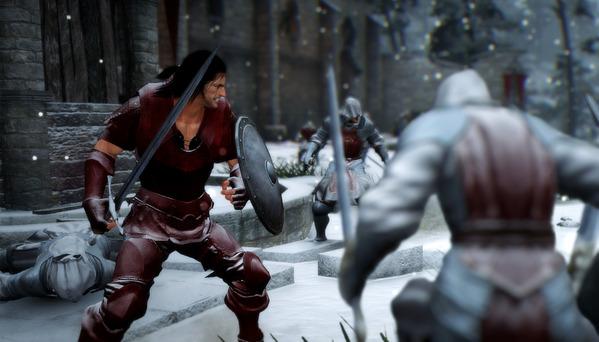 BlackDesertOnline Warrior