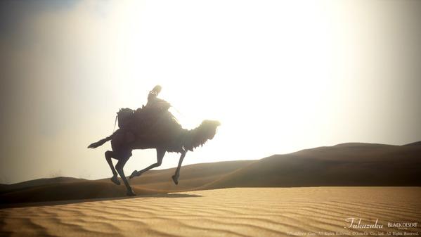 黒い砂漠 ガーディアン バレンシア大砂漠