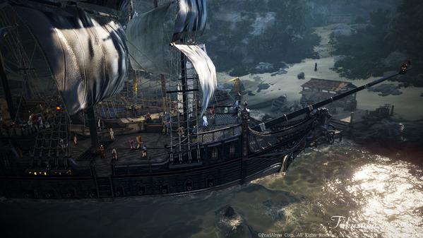 黒い砂漠 オーキルアの目 宝箱狩り重帆船ツアー17