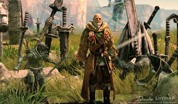 LostArk 剣の墓場 カードリー 写真