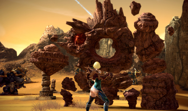 TERA Online ヒューマン 巨人の廃都