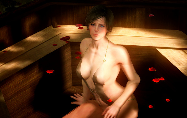 Black Desert Online Sorceress ラブリーバスタブ
