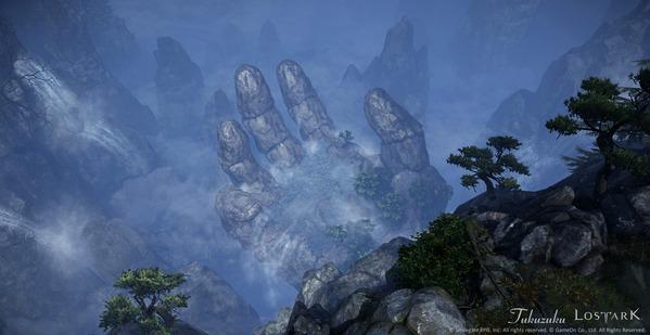 LostArk トートイク 沈黙する巨人の森