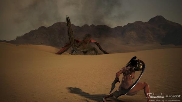 黒い砂漠 くノ一 ワールドボス ヌーベル