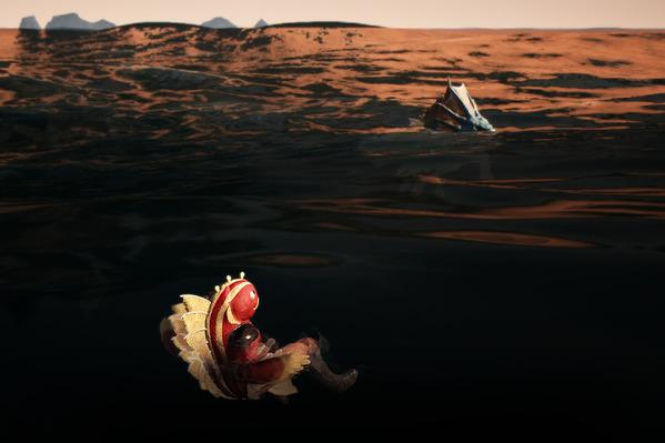 黒い砂漠 おさかなウェア ユル海域