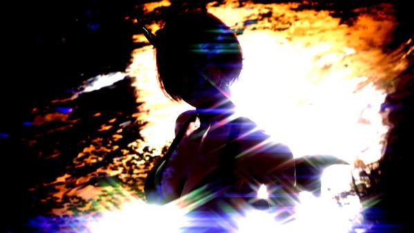 黒い砂漠 ヴァルキリー ブラッディハロウィンドレス