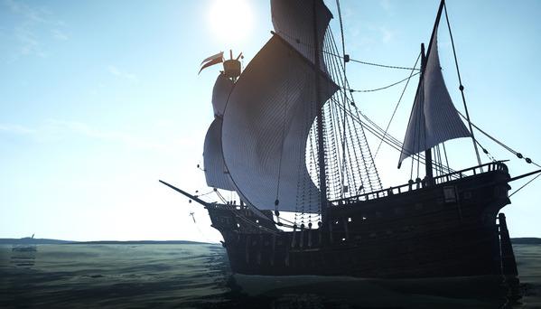 黒い砂漠 定期船